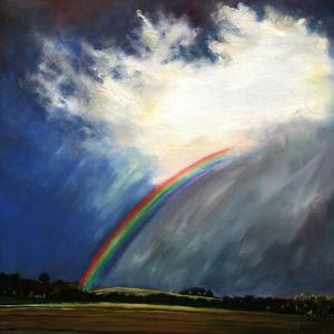 Other side of the rainbow, 2014, by Helen White