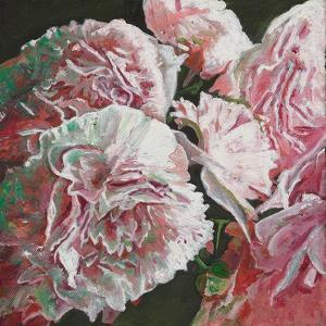 Peonies, 2010, by Helen White