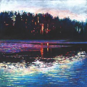 Stillness in the Midst, 2013 by Helen White