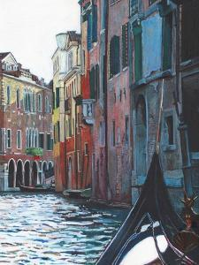 Venetian Backwater, 2012 by Helen White