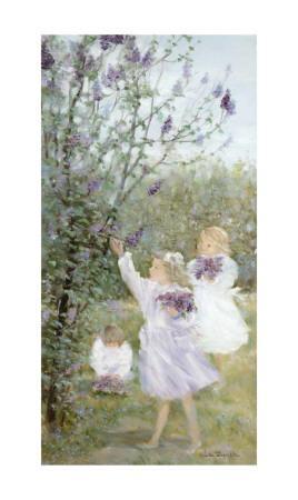 Lilac Bouquets