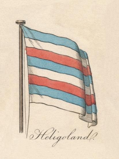 'Heligoland', 1838-Unknown-Giclee Print
