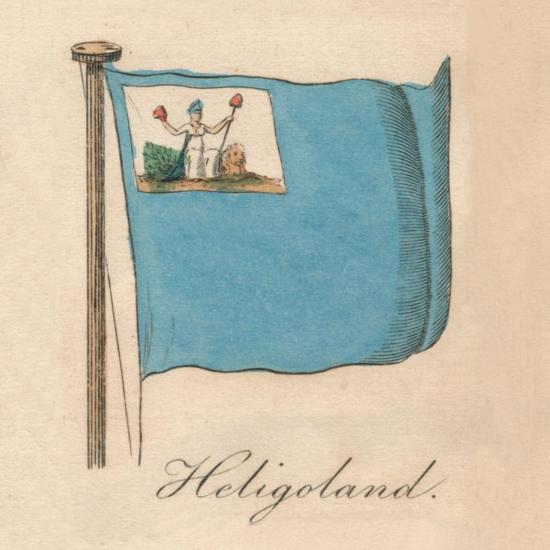 'Heligoland', 1838-Unknown-Giclee Print