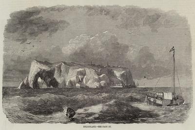 Heligoland--Giclee Print