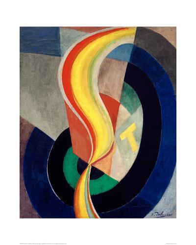 Helix, 1923-Robert Delaunay-Giclee Print