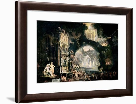 Hell, 1622-Francois de Nome-Framed Giclee Print