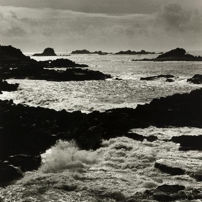 Hell Bay and Bishops Rock Lighthouse, Bryher Scilly Isles-Fay Godwin-Giclee Print