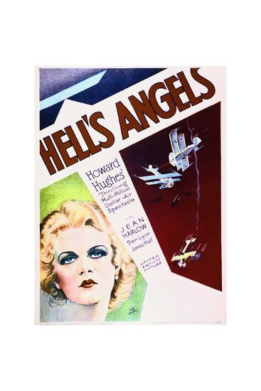 Hell's Angels--Art Print