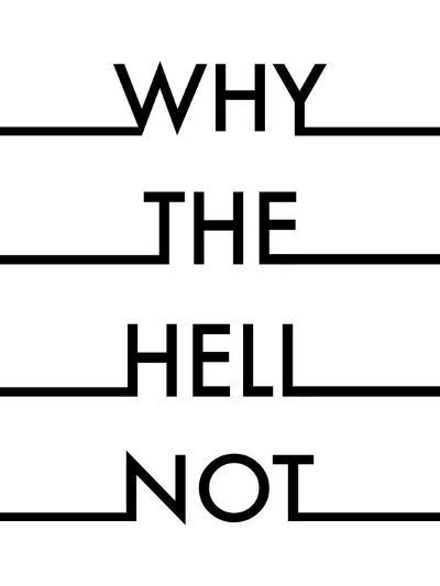 Hell-Nanamia Design-Art Print