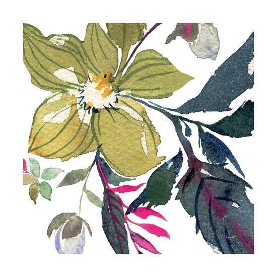 Hellebore Ya Doing I-Kristy Rice-Art Print