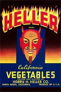 Heller California Vegetables