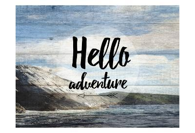 Hello Adventure-Sheldon Lewis-Art Print