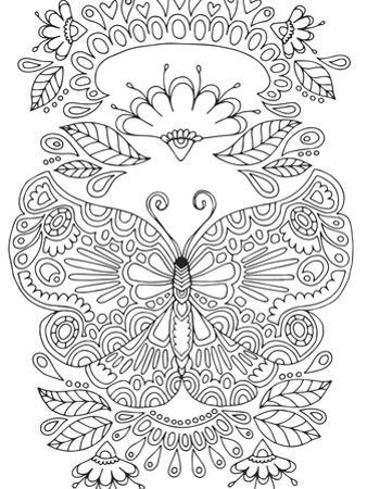 Beautiful Butterflies_3 by Hello Angel