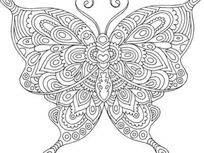 Beautiful Butterflies_5 by Hello Angel
