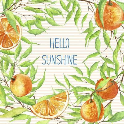 Hello Sunshine-Irina Trzaskos Studios-Giclee Print