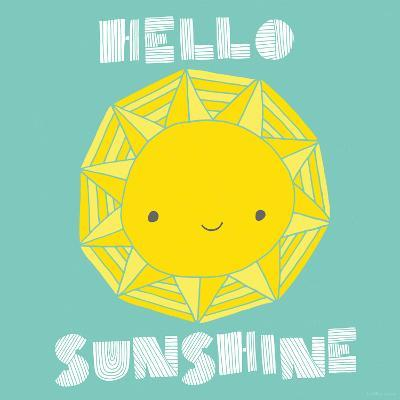 Hello Sunshine-Heather Rosas-Art Print