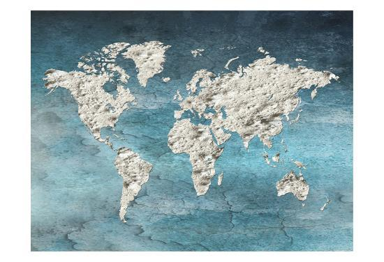 Hello World-Sheldon Lewis-Art Print