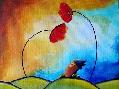Hello-Cindy Thornton-Art Print