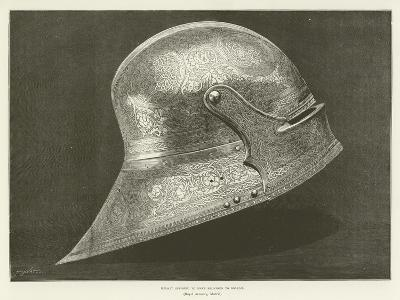 Helmet Supposed to Have Belonged to Boabdil--Giclee Print