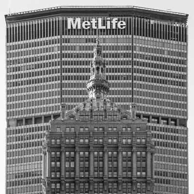 Helmsley and Metlife Buildings, Park Avenue, Manhattan, New York City, New York, USA-Jon Arnold-Photographic Print