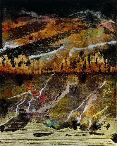 Hemisphere X-Douglas-Giclee Print