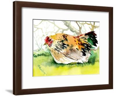 Hen 2-Suren Nersisyan-Framed Art Print