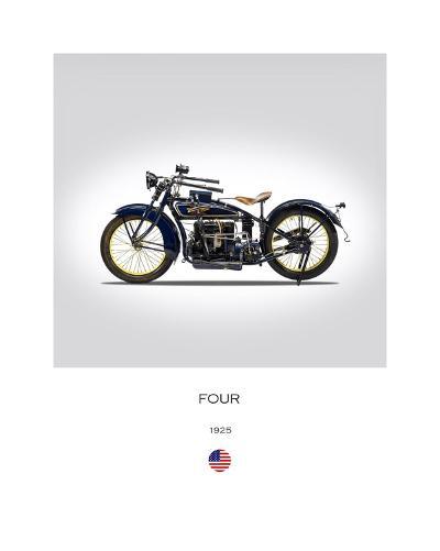 Henderson Four 1925-Mark Rogan-Giclee Print