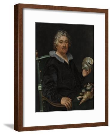 Portrait of the Haarlem Shell Collector Jan Govertsen Van Der Aer, 1603