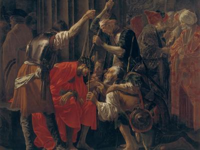 Christ Crowned with Thorns, 1620