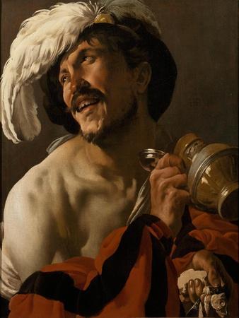 The Merry Drinker, 1625