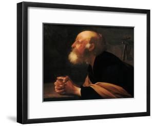 The Repentant Peter, 1616 by Hendrick Jansz Terbrugghen
