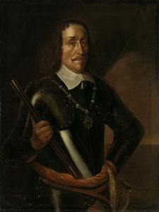 Portrait of Witte Cornelisz De With, Vice-Admiral of Holland and West-Friesland by Hendrick Martensz Sorgh