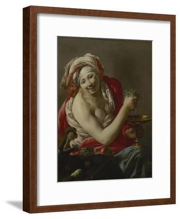 Bacchante with an Ape, 1627
