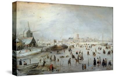 Winter Landscape, Early 1620s