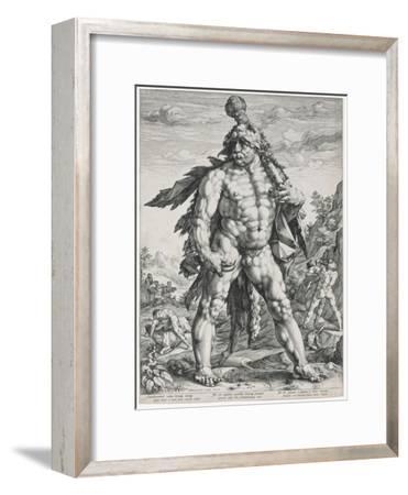 The Great Hercules, 1589