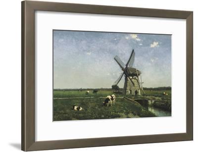 Landscape with Windmill Near Schiedam, 1873
