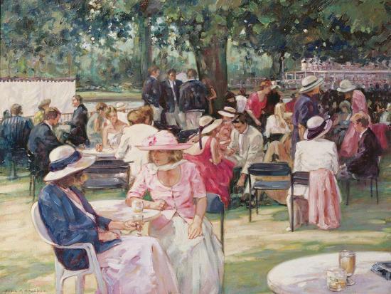 Henley Regatta-Paul Gribble-Giclee Print