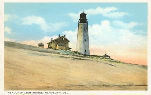 Henlopen Lighthouse, Rehoboth, Delaware