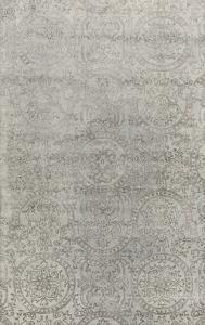 Henna Area Rug - Moss/Gray 5' x 8'