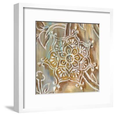 Henna III-Danhui Nai-Framed Art Print