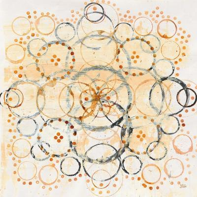 Henna Mandala II Crop-Melissa Averinos-Art Print