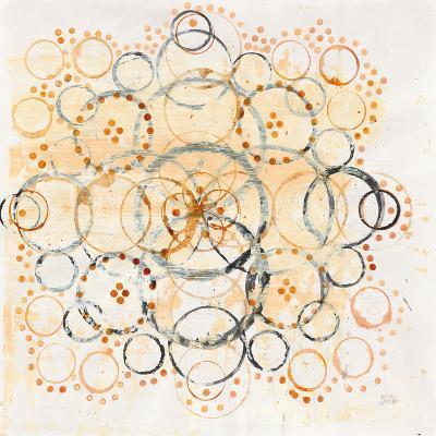 Henna Mandala II-Melissa Averinos-Art Print