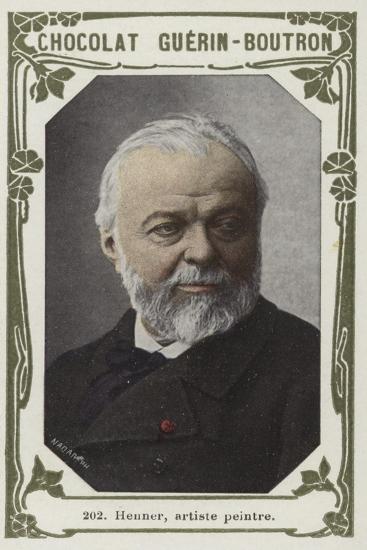 Henner, Artiste Peintre--Giclee Print