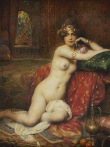 Hors Concours Femme d'Orient, 1919 by Henri Adrien Tanoux
