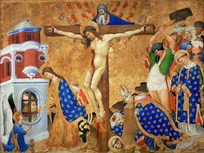 The Last Communion and Martyrdom of Saint Denis, 1415-1416