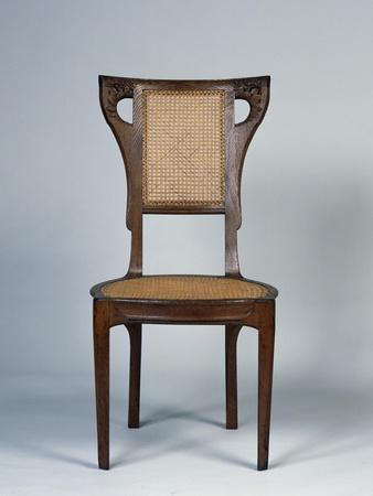 Art Nouveau Style Dining Room Chair, 1905-1908