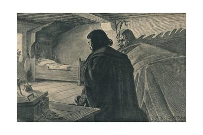 'Faust in Marguerite's Chamber', c1900