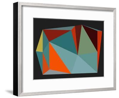 Triangulations n°4, 2013 by Henri Boissiere