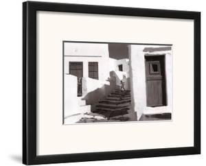 Sifnos, Grece by Henri Cartier-Bresson