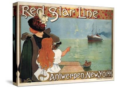 Red Star Line, 1899